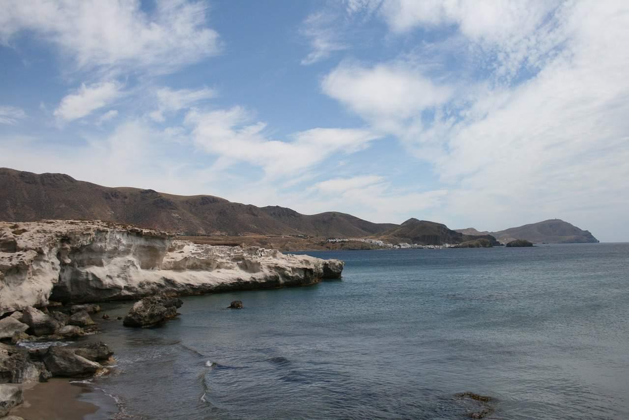 rutas en kayak almeria