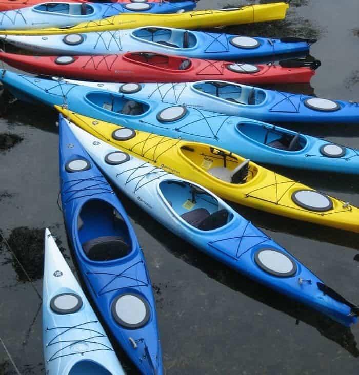 kayak en almeria