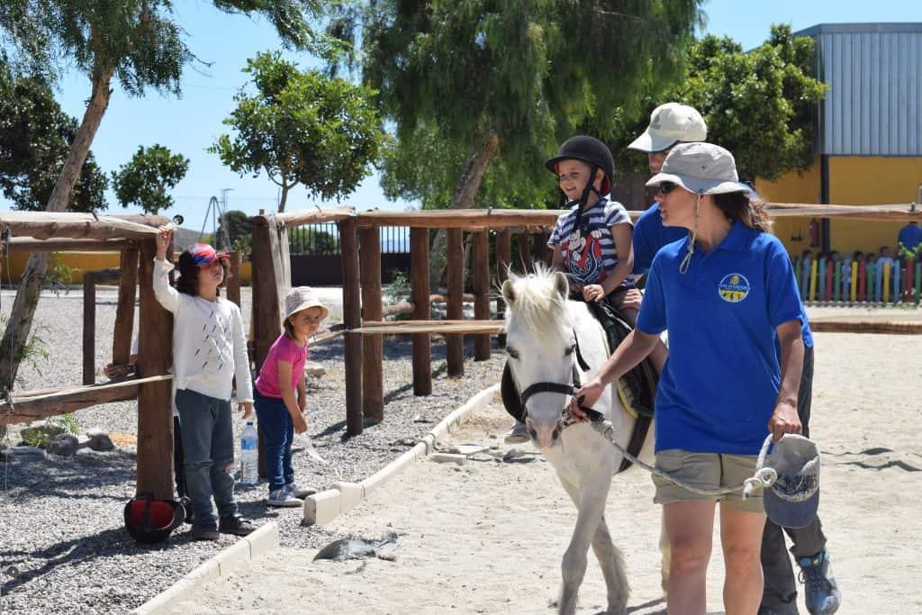 Excursiones para colegios en Almería