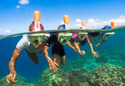10 Consejos para practicar snorkel