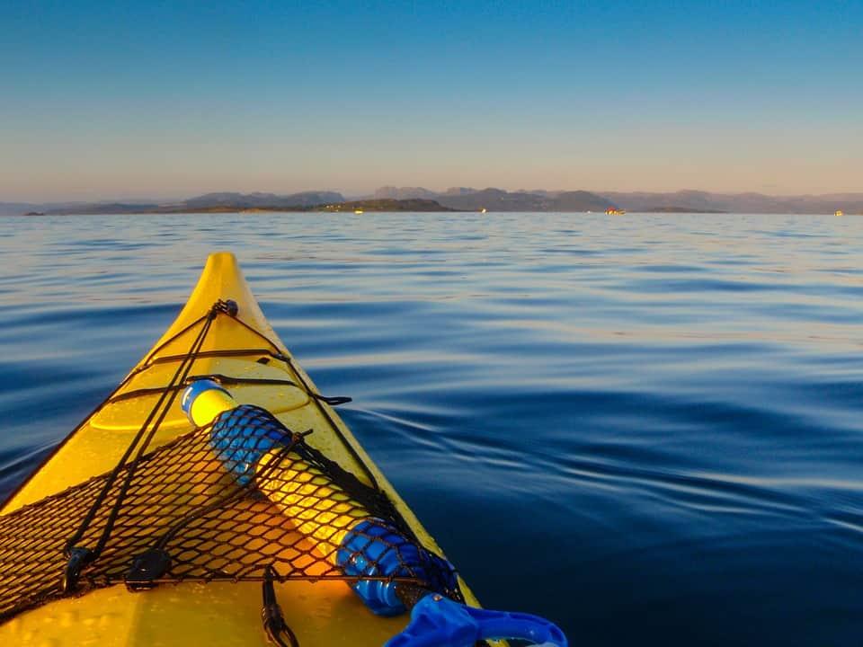 consejos practicar kayakismo