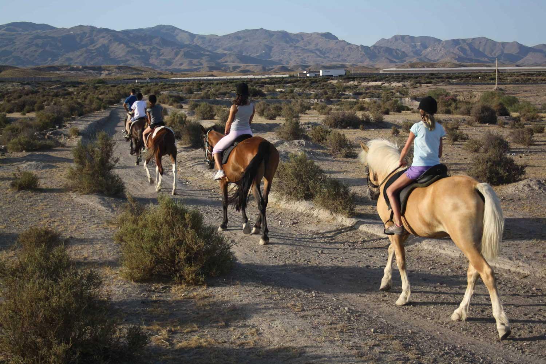 Paseo en Caballo - Almería