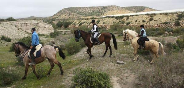 multiaventura a caballo