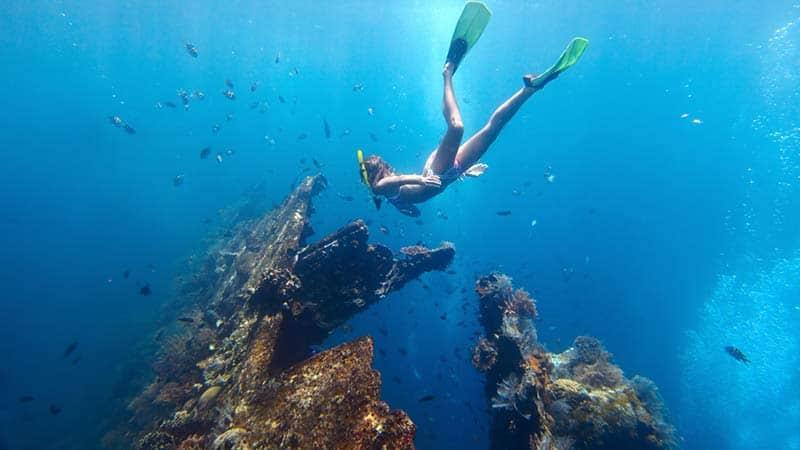 guia de como hacer snorkel