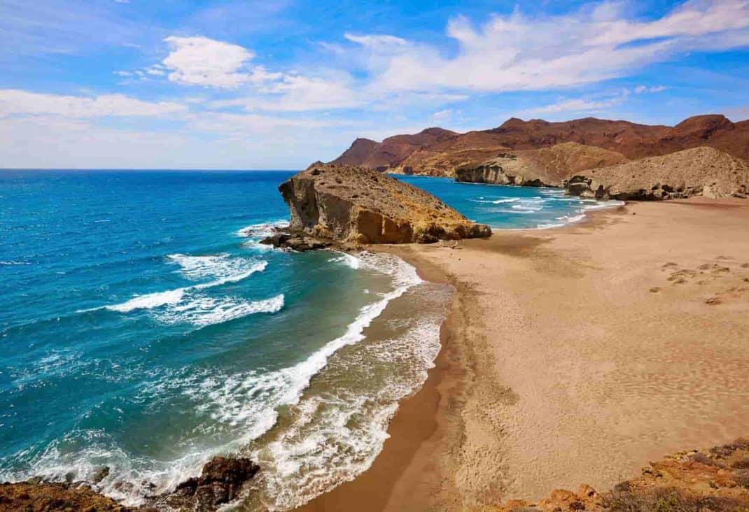 Cabo de Gata App Guia de las calas y playas del parque