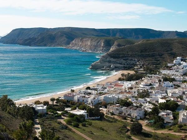 pueblos para disfrutar la naturaleza en Almería