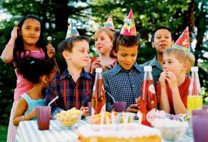 como celebrar el cumpleaños de tu hijo segun su edad