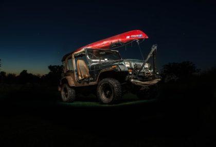 como transportar un kayak