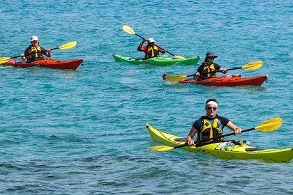 Recomendaciones para evitar lesiones al hacer kayak